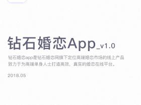 钻石婚恋app